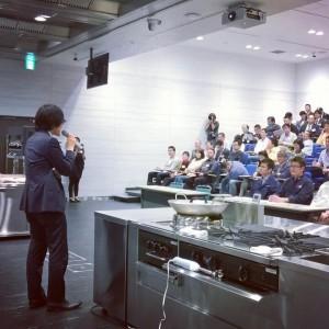 味博士講演:ラーメンのスープ研究-関西食文化研究会
